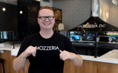 Mozzeria debuted its handcrafted Neapolitan-style pizza on Sept. 4