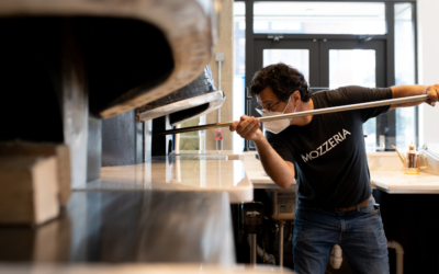 Deaf-owned Mozzeria opening in DC