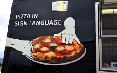 The Pizzeria where they Speak two Love Languages