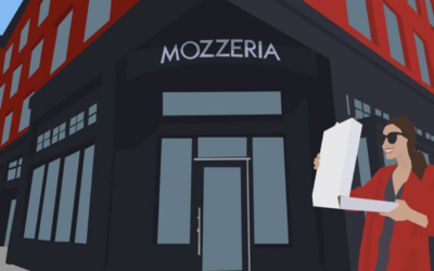 Mozzeria Brings Joy, Jobs and Pizza to the District
